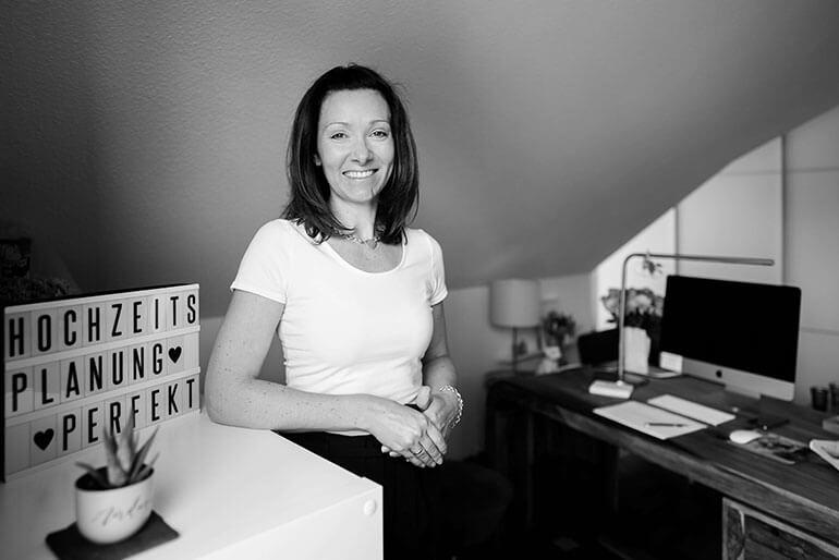 IHK geprüfte Hochzeitsplanerin Andrea Penndorf